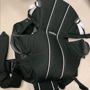 BabyBjorn black, rarely used